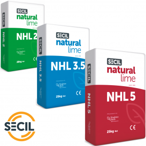 Secil Natural Hydraulic Lime NHL